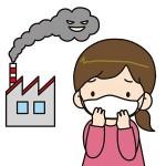 PM2.5で花粉症は悪化する?!その症状と飛来情報は?